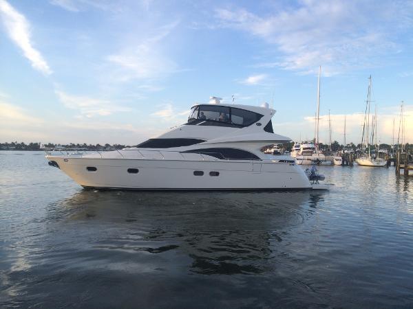 Marquis Motor Yacht