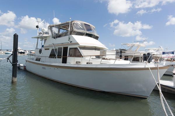 Chung Hwa Baymar 46 Trawler Starboard Side
