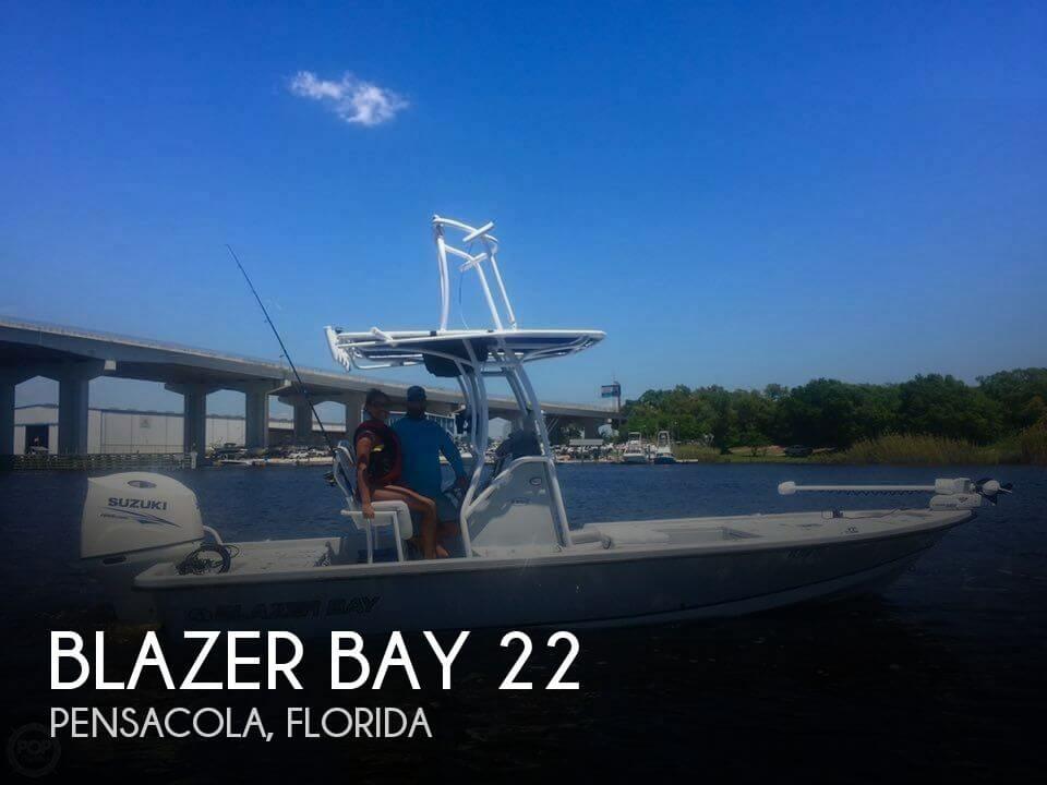 Blazer Boats 2200 2016 Blazer Bay 22 for sale in Pensacola, FL