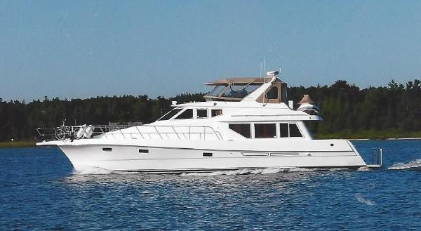 Mckinna 57 Pilothouse