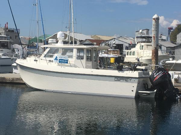 Osprey Pilothouse 28 Long Cabin