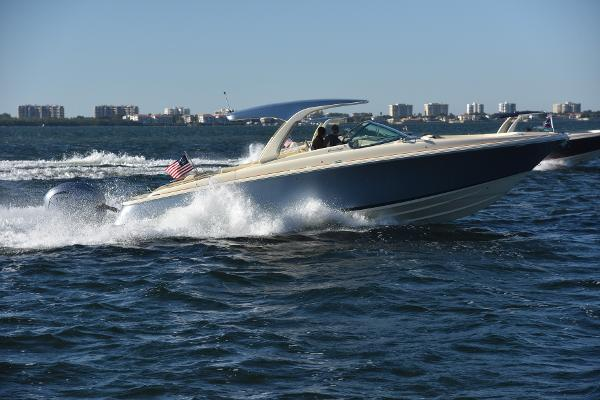 Chris-Craft Launch 35 GT Sister Ship Pictured