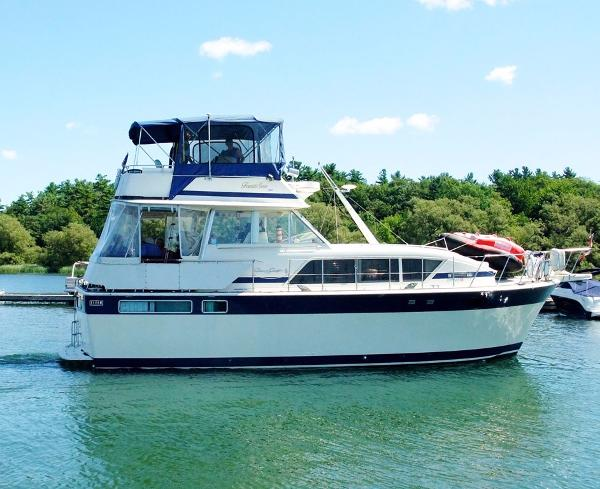 Chris-Craft 410 Motor Yacht Profile