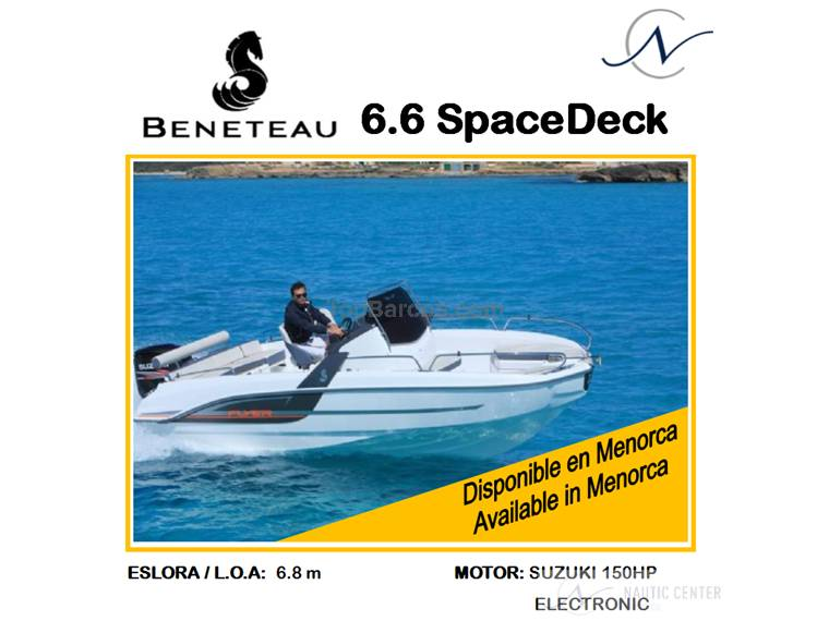 Beneteau Beneteau FLYER 6.6 SPACEdeck