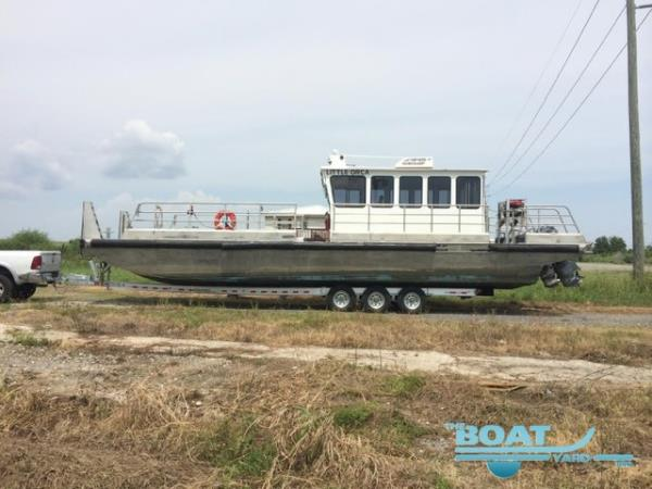 Custom Geo Workboat 40X12
