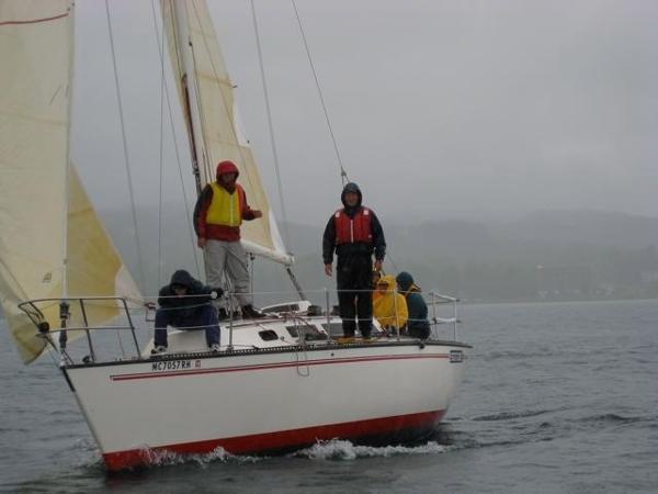 S2 9.1 Under sail