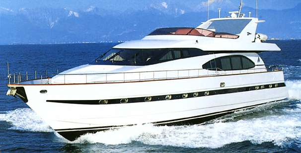 Azimut 78 Ultra Motoryacht Manufacturer Provided Image