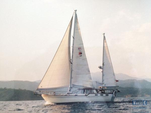 Nauticat 44 Ketch Nauticat 44 1985 BC Marine 1