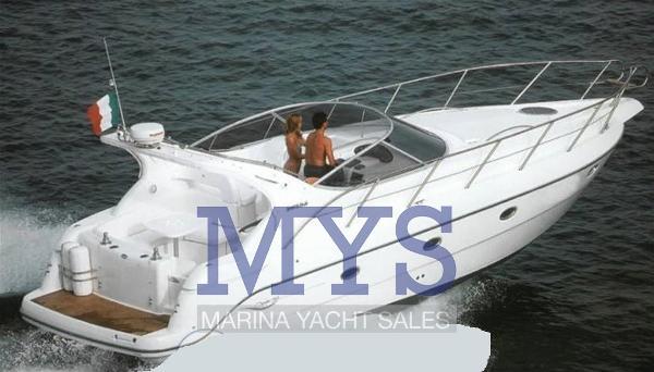 Sessa Marine Oyster 35 SESSA OYSTER 35