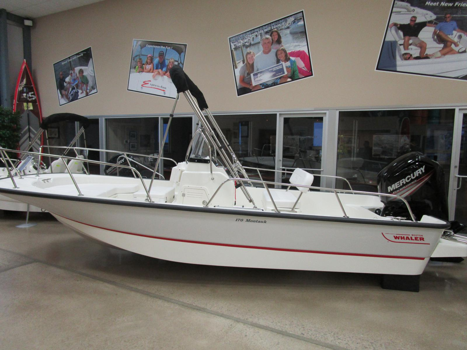 Boston whaler 170 montauk boats for sale page 3 of 6 for Danvers motor co inc