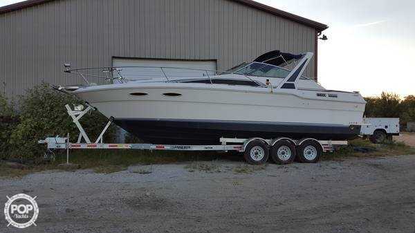 Sea Ray 300 Weekender 1988 Sea Ray 300 Weekender for sale in Sherman, IL