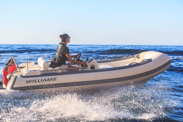 Williams Jet Tenders Sportjet 395