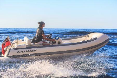 2019 Williams Jet Tenders Sportjet 395, Costa del Sol Spain - boats com