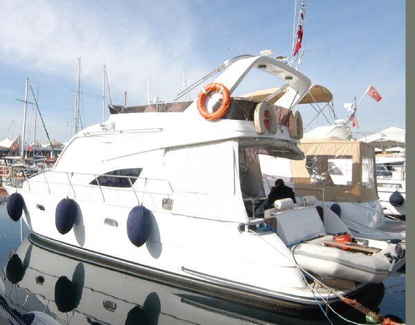 11.5 m Motor Yacht [MA11500]