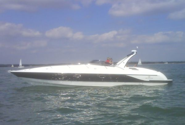 Hunton RS43 Hunton Powerboats RS43
