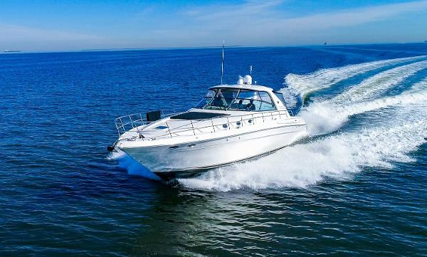 Sea Ray 580 Super Sun Sport