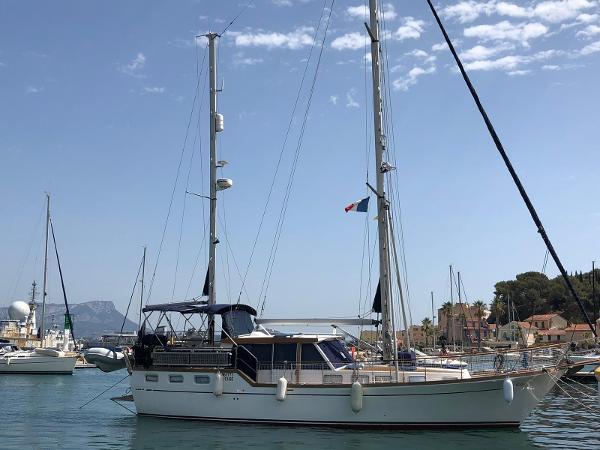 Nauticat 44 981d14bd-4835-41fb-9bbe-e3250a677600