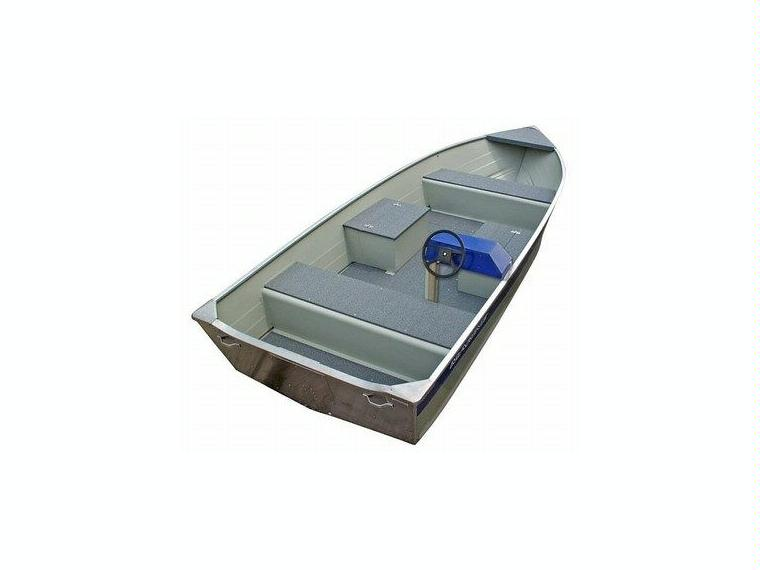 Alu-Marine Boot Fish 450 SC