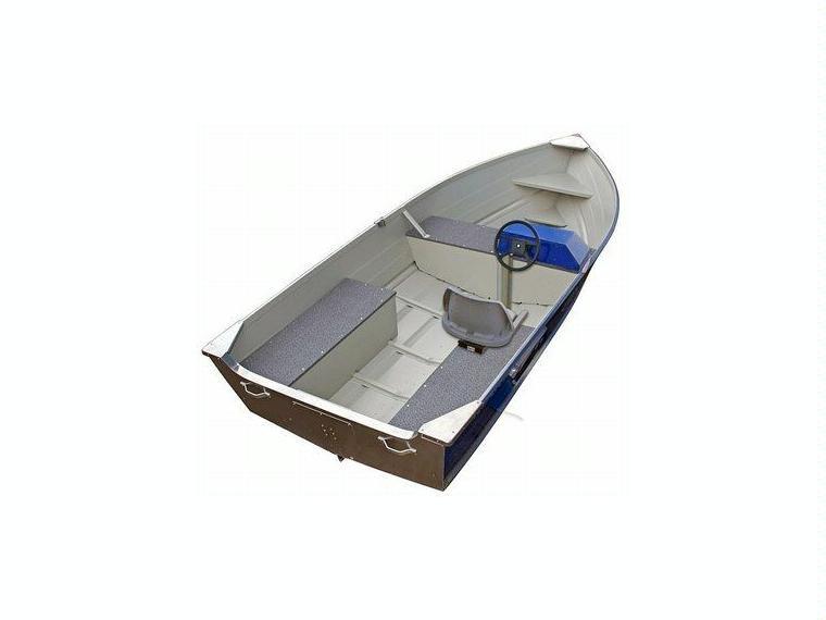 Alu-Marine Boot U370 SC