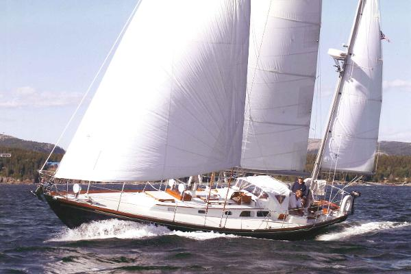 Hinckley Bermuda 40 MK III Yawl ALLEGRO