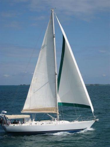 Beneteau IDYLLE 15.5 Sailing to the Bahamas