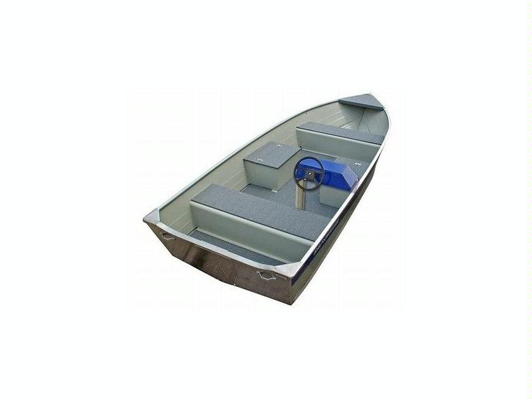 Alu-Marine Boot Fish 400 SC