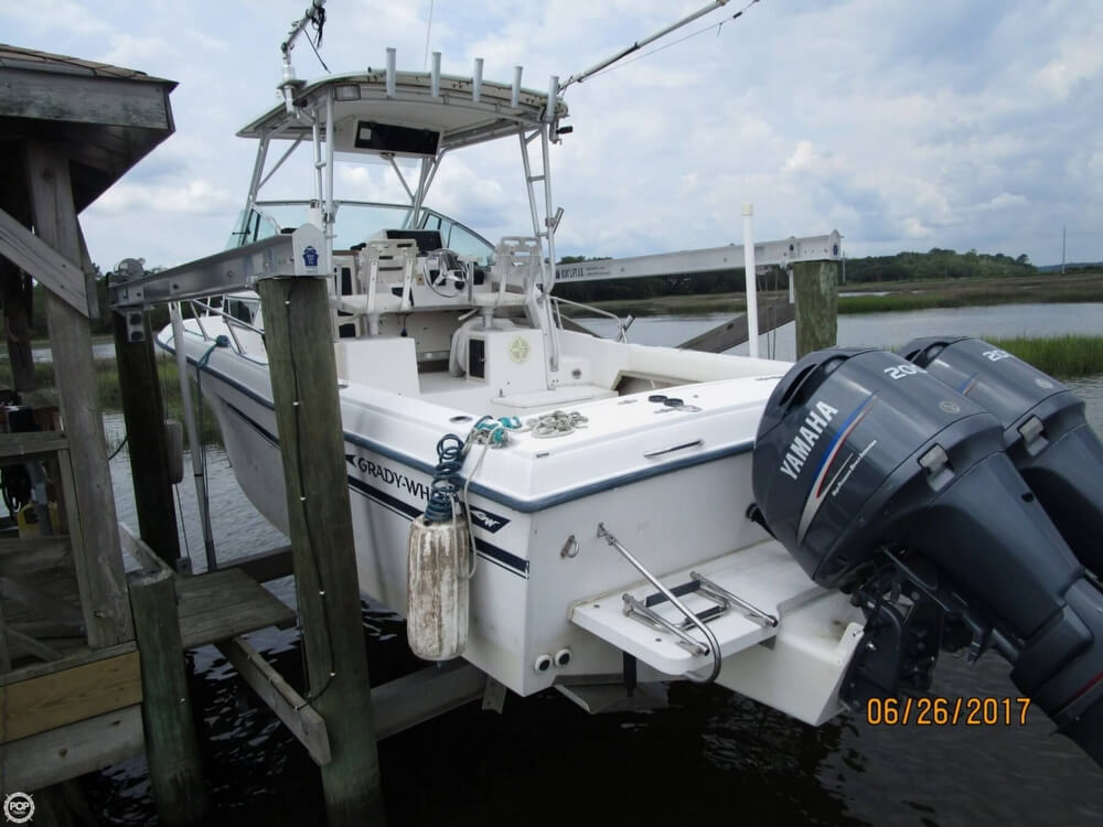 Grady-White SAILFISH 25 1993 Grady-White Sailfish 25 for sale in St Helena Island, SC