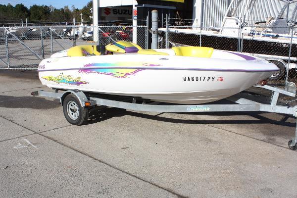 Yamaha Boats Exciter