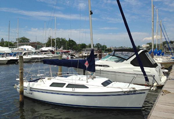 Catalina 250 WB
