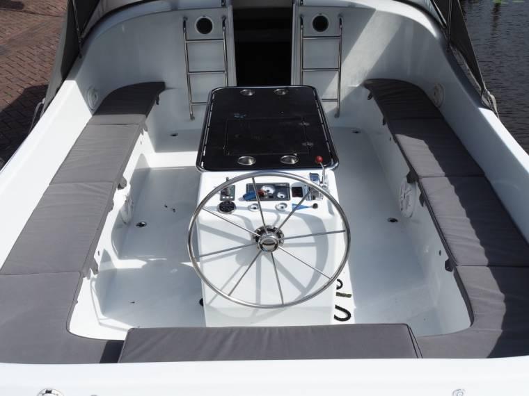 WHALEBOAT Whaleboat 975 Cabin