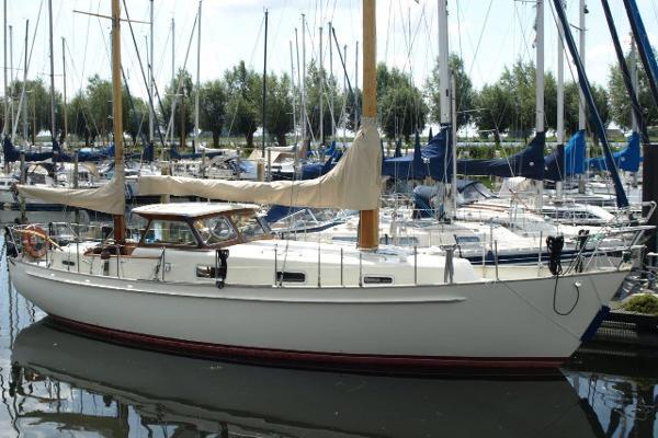 Jongert Trewes 36 MS