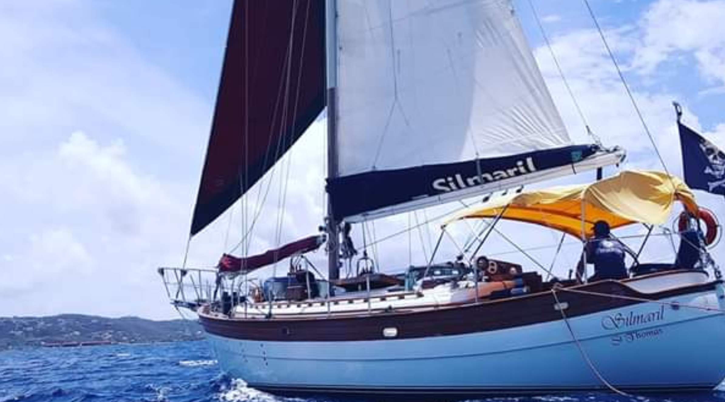 Hans Christian Yachts 41 Traditional