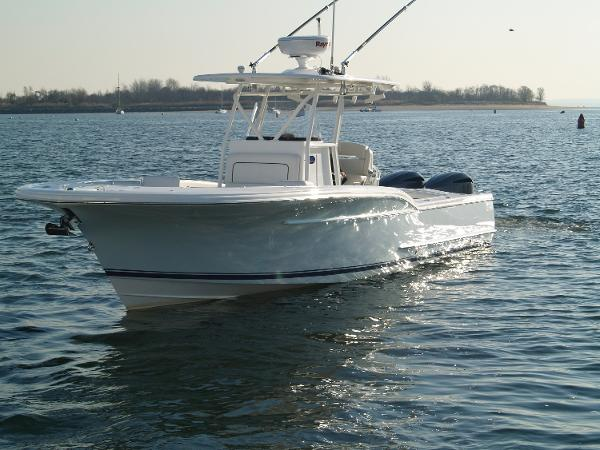Buddy Davis 28 Center Console
