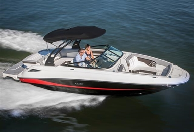 Sea Ray SDX 240 Sundeck
