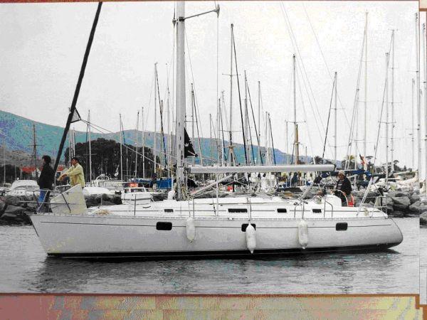 Beneteau Oceanis 400 SISTER SHIP