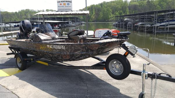 2008 Duracraft 1650 SC Crappie, Knoxville Tennessee ...
