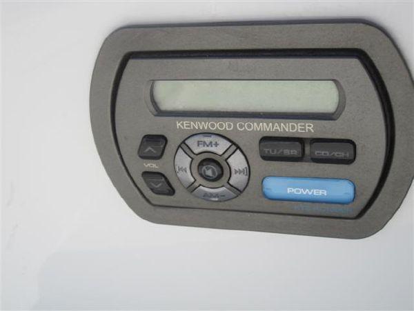 Transom Stereo Remote