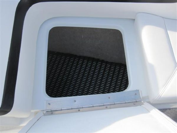 Storage Under Bow Seats
