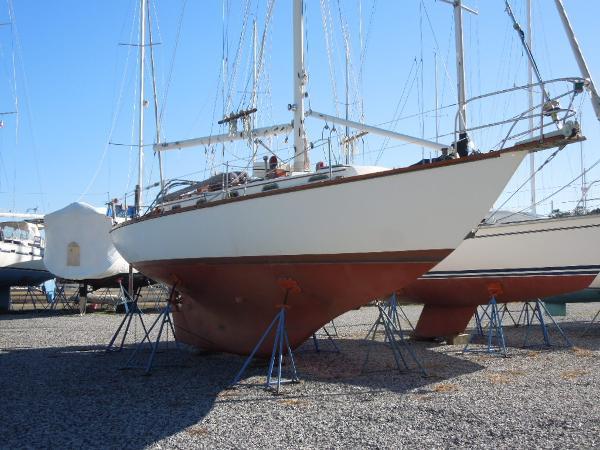 Cape Dory 36 Eendracht