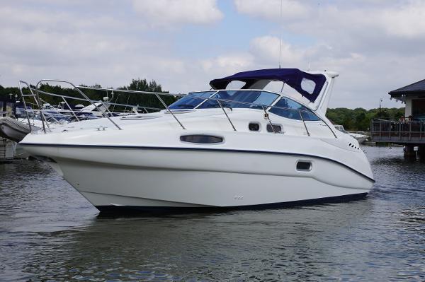 Sealine S28 Sports Cruiser Sealine s28