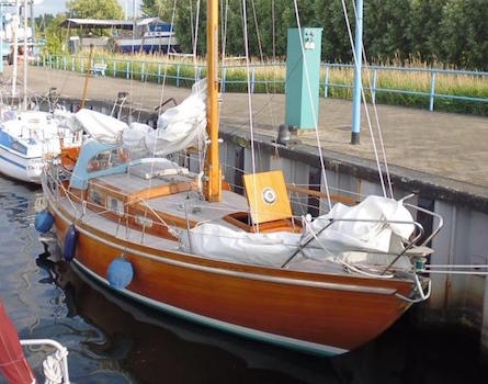 Jachtwerft Wegener 5,2 KR Seekreuzer