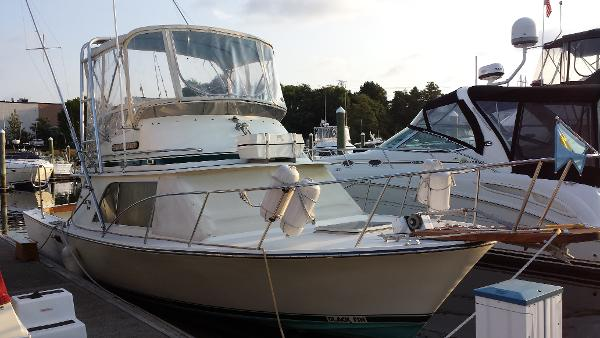 Blackfin 32 Flybridge Blackfin 32