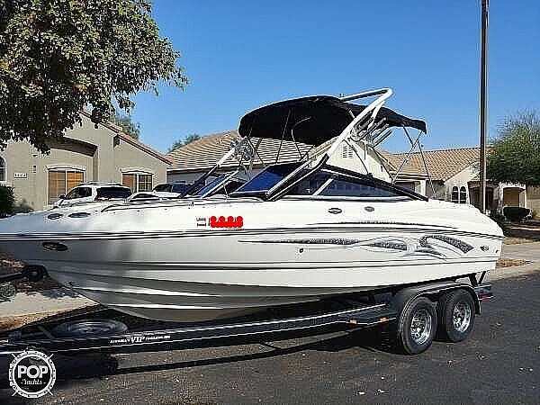 Chaparral 210 SSi 2008 Chaparral 20 for sale in Surprise, AZ