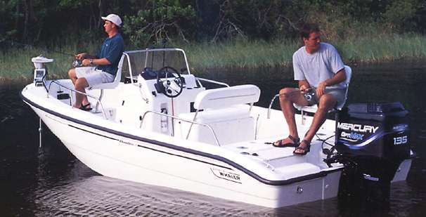 Boston Whaler Dauntless 18 Manufacturer Provided Image