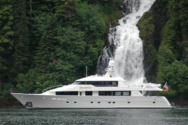 Westport Tri-Deck Motoryacht