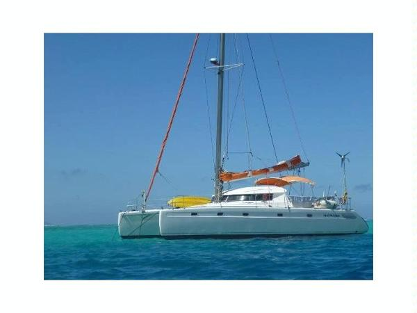 Fountaine Pajot Venezia 42