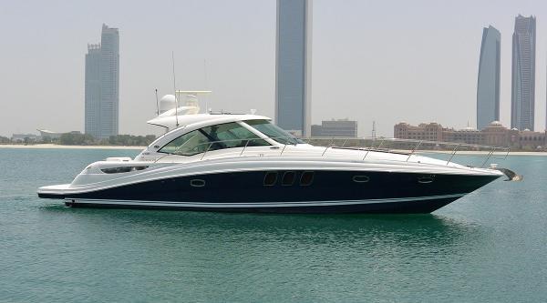 Sea Ray 515 Sundancer Motor Yacht
