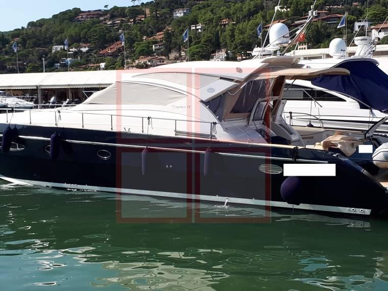 Cayman Yachts CAYMAN 58 WA HT  Possibile permuta