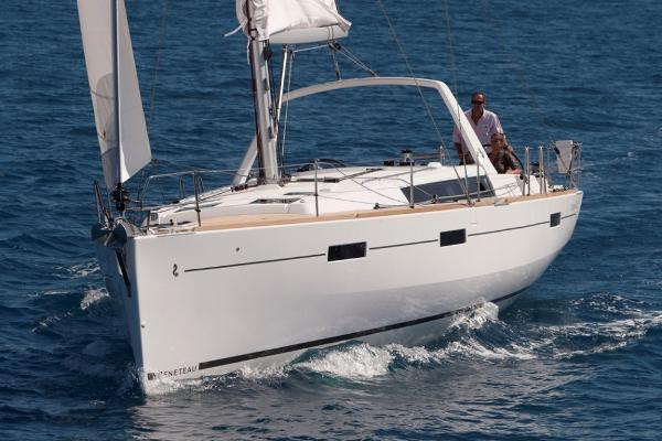 Beneteau Oceanis 45 Archive picture of similar vessel