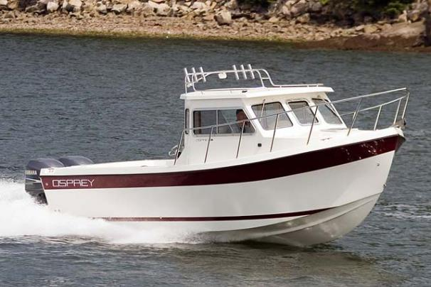 Osprey Pilothouse 26 Fisherman